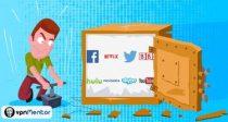 A Netflix oldása a blokk alól (ha az USA-n kívül tartózkodunk)
