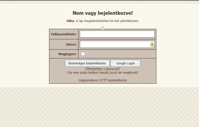 Bithumen website image