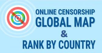 Online cenzúra: Az egyes országok internet-korláto