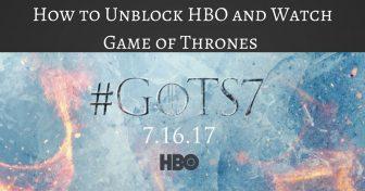Hogyan oldjuk fel a blokkolást az HBO-ról és nézzü