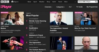 Hogyan nézzük a UK TV-t külföldről. Spanyolországb