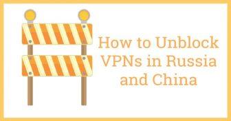 Hogyan oldjuk fel a blokkolást a VPN-ekről, Oroszo
