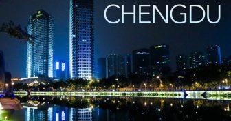 Útikalauz a kínai Chengdu városába 2018