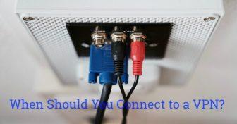 Mindig bekapcsolva kell tartania a VPN-jét?