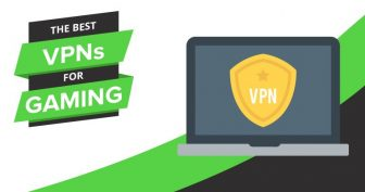2020 legjobb PC játékokhoz való VPN-jei