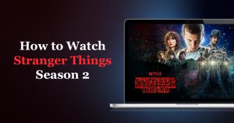 Hogyan nézhetjük a Stranger Things 2. évadját bárh