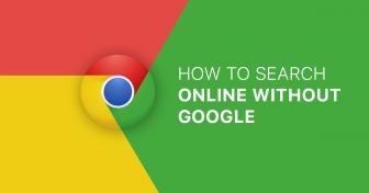 Hogyan keressünk online a Google nélkül