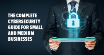 Teljeskörű cyberbiztonsági kalauz kis és közepes méretű vállalkozások számára