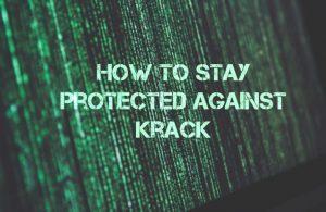 Hogyan maradjunk védve a KRACK-ektől
