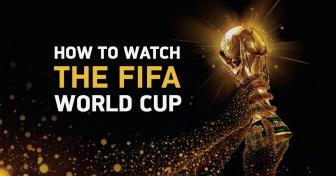 6 valóban működő módszer, hogy bárhonnan nézhesse a 2018-as FIFA Világbajnokságot