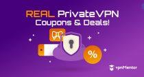 PrivateVPN kupon: 83% kedvezmény a rejtett kóddal 2021-ben!